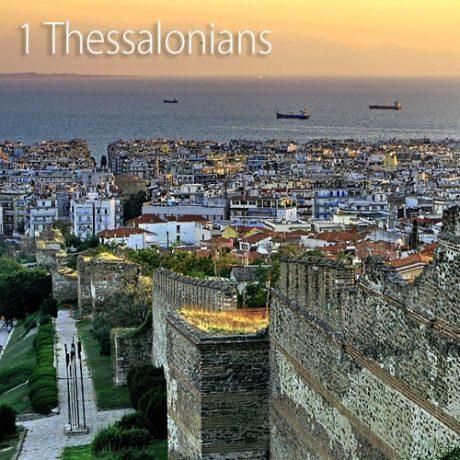 1 Thessalonians Talk Series
