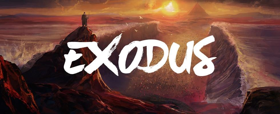 Exodus Bible study guide