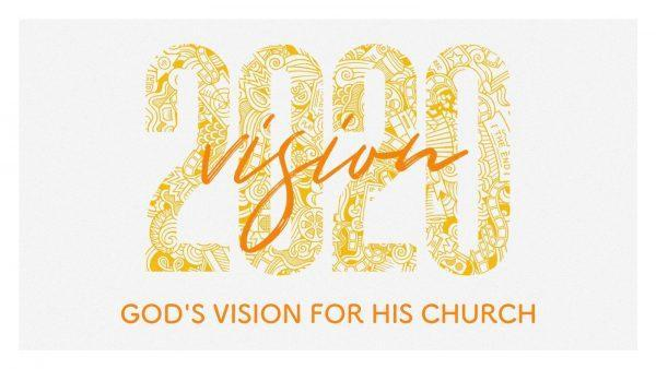 Pursuing God's Vision as a Church Image
