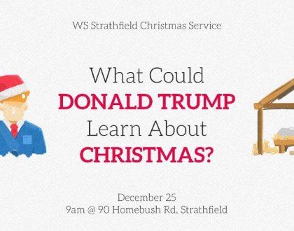 Christmas Day Service 2019 WSCCC Strathfield